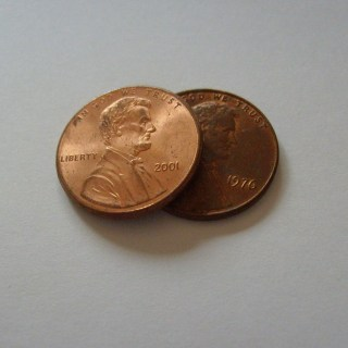 The first cent proves it's possible from now on it's up to you